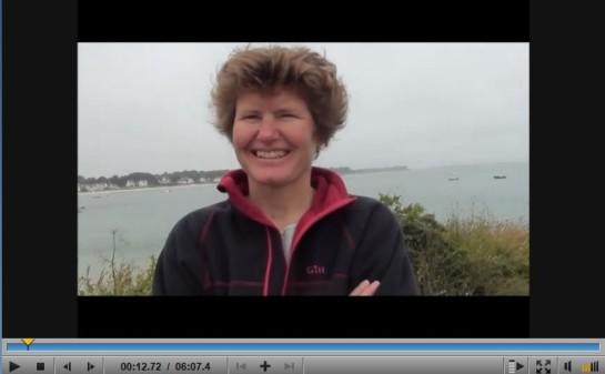 Claire De Nomazy à l'ENVSN