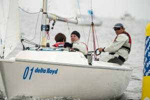 Delta Lloyd Regatta | Day 4 | Medemblik (NED) | Photo : Guilain GRENIER