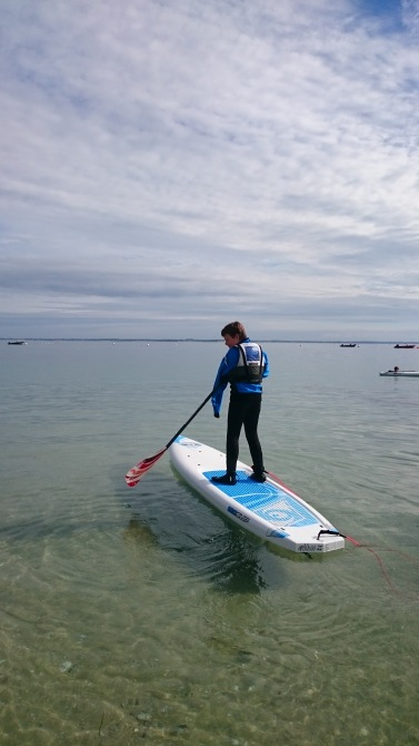 Raph paddle